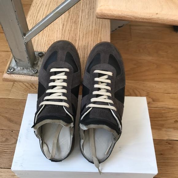 c4248f3dfbdb5 Maison Martin Margiela Shoes | Maison Margiela Mule Sneakers Us8 ...
